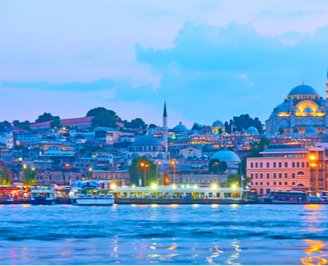 Cheap Flights to Istanbul with Jazeera Airways