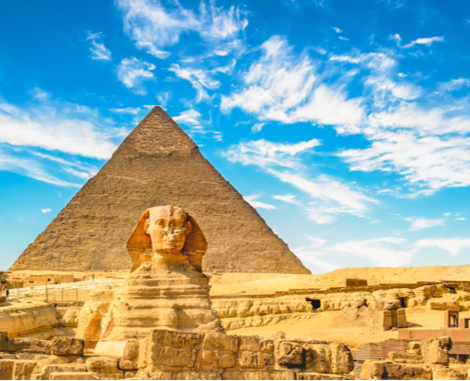 Flights to Cairo with Jazeera Airways