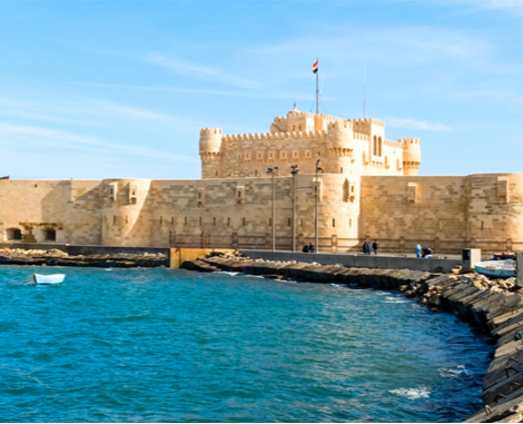 Fly to Alexandria with Jazeera Airways