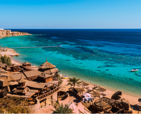 Cheap Flights to Sharm El Sheikh with Jazeera Airways