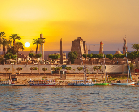 Luxor Flight Deals with Jazeera Airways